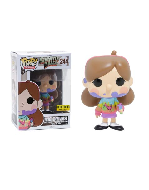 Funko Pop! Gravity Falls - Mabelcorn Mabel 244 (Hot Topic Exclusive)