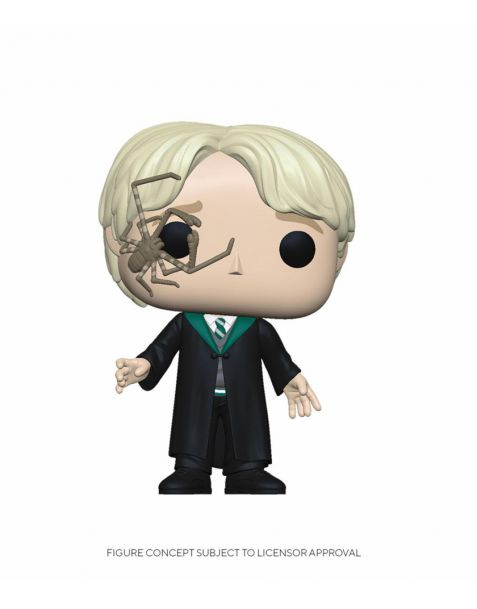 Funko Pop! Harry Potter - Draco Malfoy w/Whip Spider 117