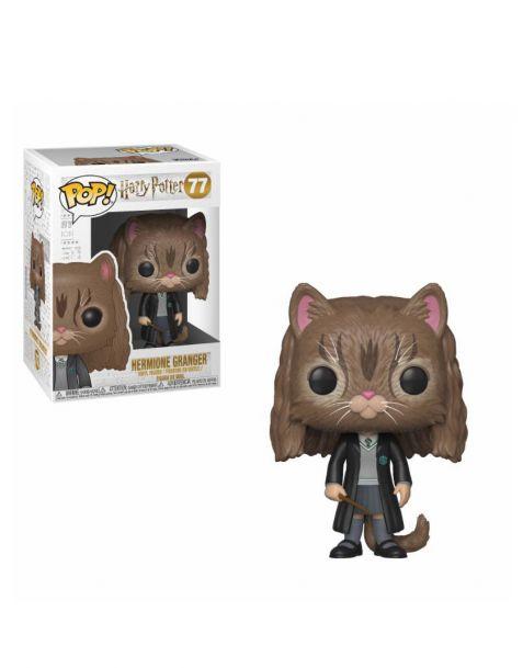 Funko Pop! Harry Potter - Hermione as Cat 77