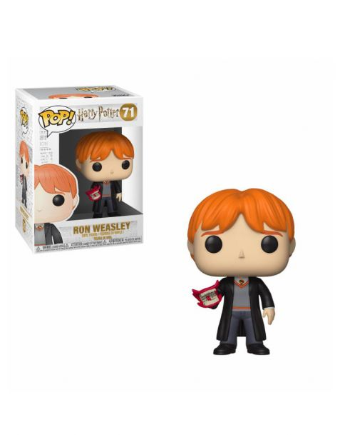 Funko Pop! Harry Potter - Ron with Howler 71