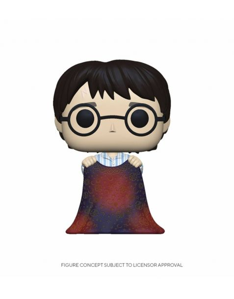 Funko Pop! Harry Potter w/Invisibility Cloak 112