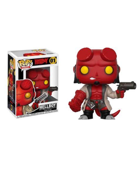 Funko Pop! Hellboy 01
