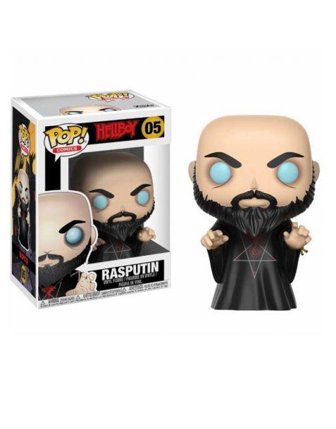 Funko Pop! Hellboy - Rasputin 05
