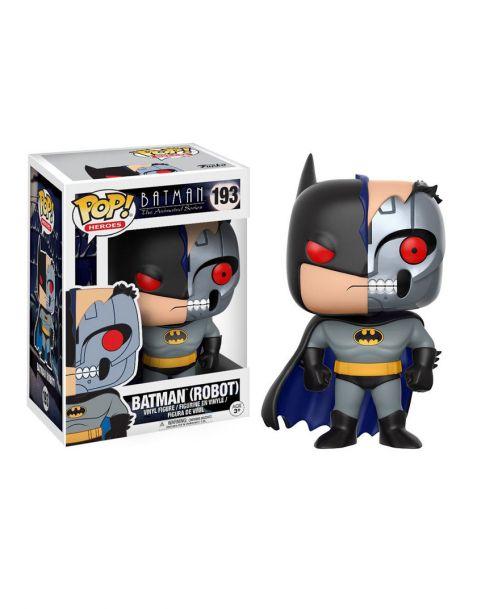 Funko Pop! Batman The Animated Series - Batman (Robot) 193
