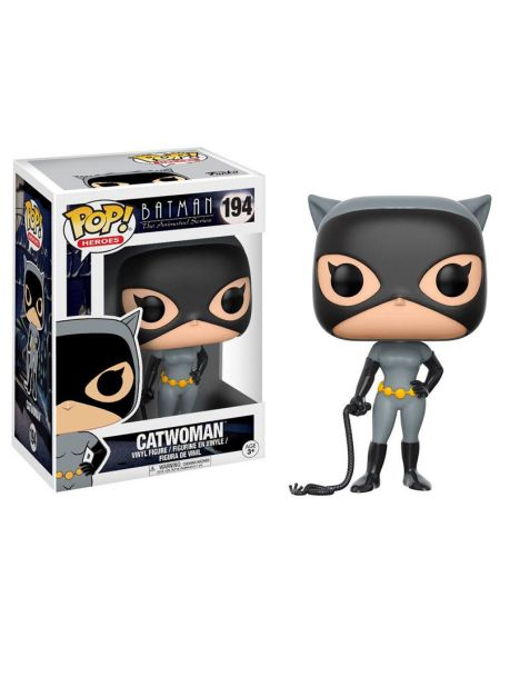 Funko Pop! Batman The Animated Series - Catwoman 194