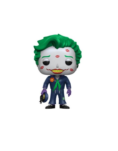Funko Pop! The Joker Whit Kisses 170 - DC Comics Bombshells