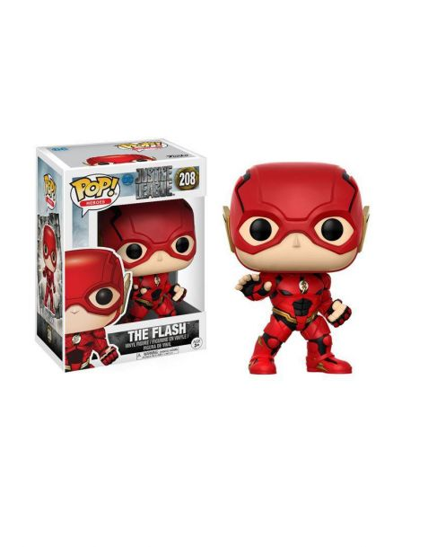 Funko Pop! Justice League - The Flash 208