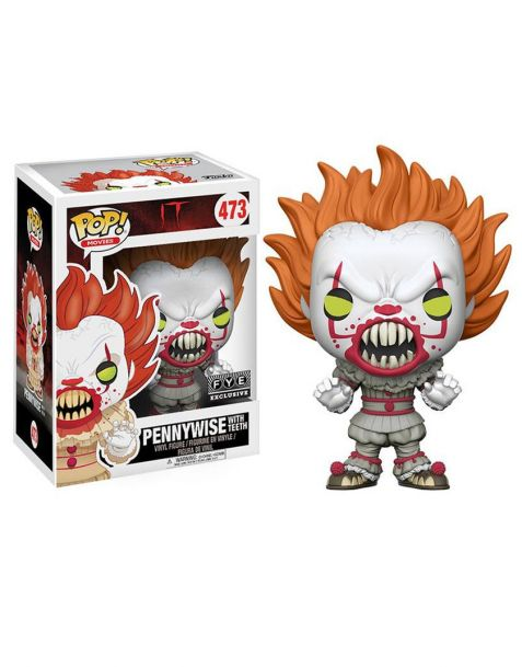 Funko Pop! It - Pennywise With Teeth 473 FYE Exclusive