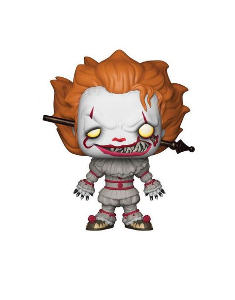 Funko Pop! It - Pennywise With Wrought Iron 544 FYE Exclusive