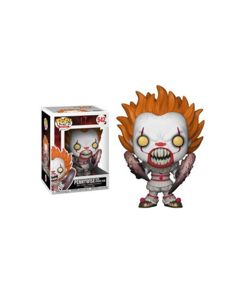 Funko Pop! It Stephen King's - Pennywise (with Spider Legs) 542
