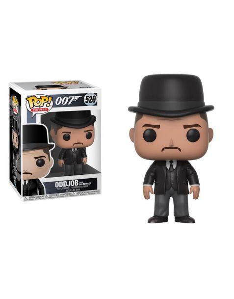 Funko Pop! James Bond - Oddjob 520