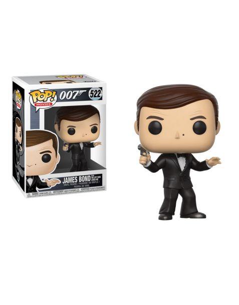 Funko Pop! James Bond - Roger Moore 522