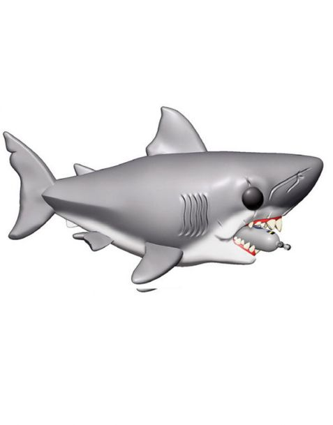 Funko Pop! Oversized Jaws with Diving Tank