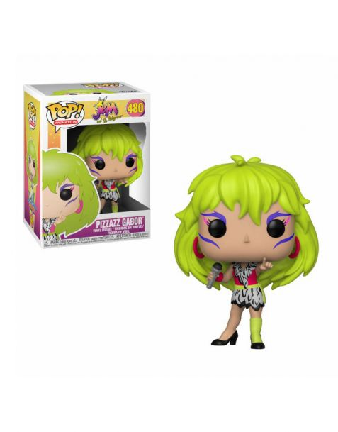Funko Pop! Jem and the Holograms - Pizzazz 480