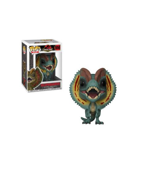 Funko Pop! Jurassic Park - Dilophosaurus 550
