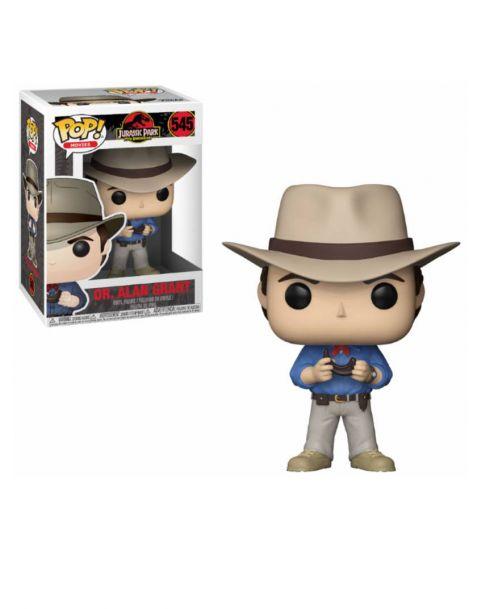 Funko Pop! Jurassic Park - Dr. Alan Grant 545