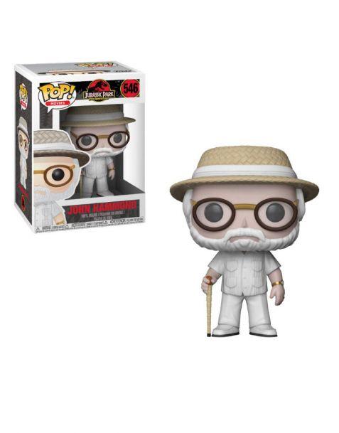 Funko Pop! Jurassic Park - John Hammond 546