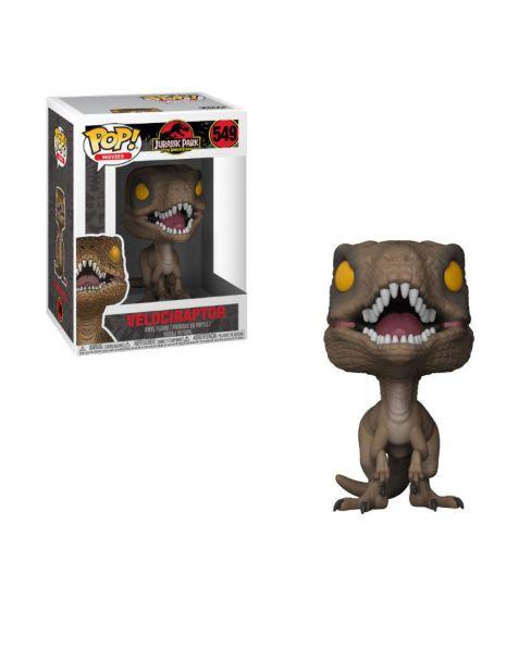 Funko Pop! Jurassic Park - Velociraptor 549