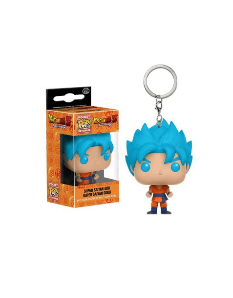 Funko Pocket Pop! Keychain Dragon Ball - Goku God