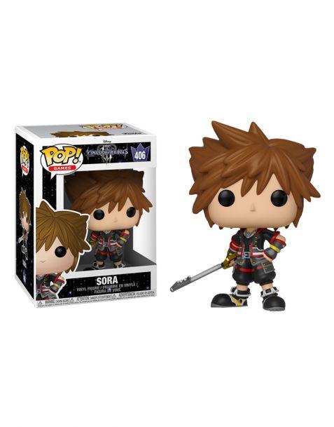 Funko Pop! Disney Kingdom Hearts - Sora 406
