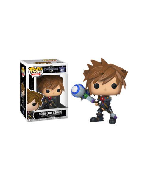 Funko Pop! Disney Kingdom Hearts - Sora (Toy Story) 493