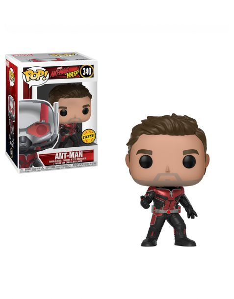 Funko Pop! Marvel Ant-Man and the Wasp - Ant-Man 340 CHASE