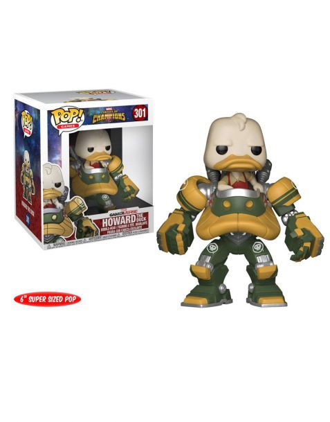 Funko Pop! Marvel Contest of Champions - Howard the Duck 301