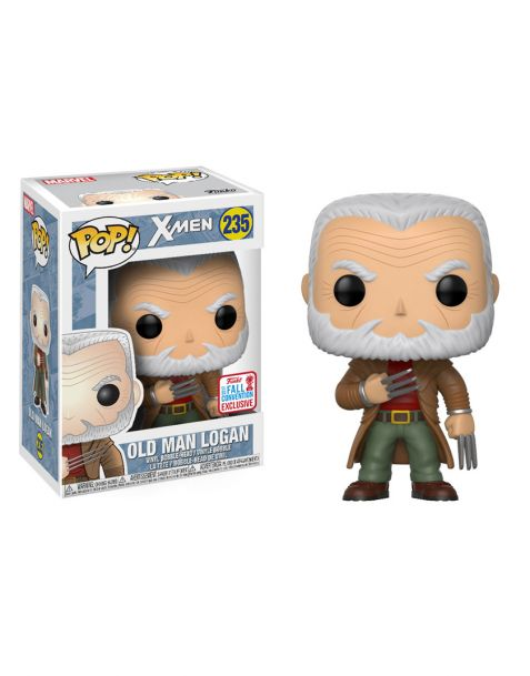 Funko Pop! NYCC 2017 X-Man - Old Man Logan 235