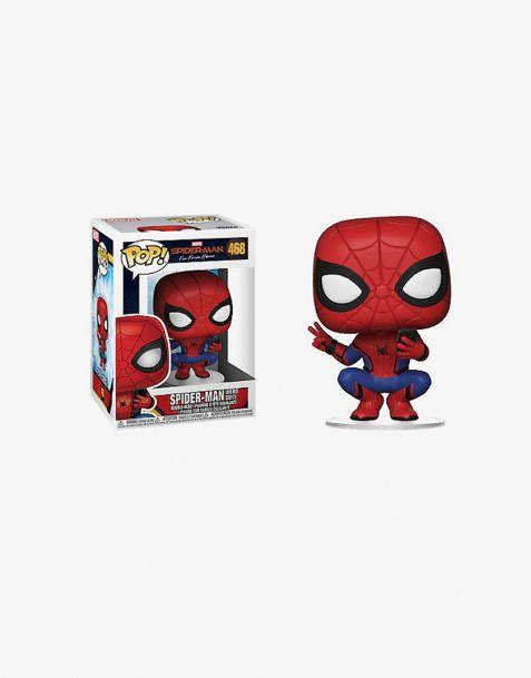 Funko Pop! Spider-Man Far From Home - Spider-Man 468 (Hero Suit)