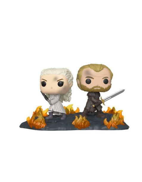 Funko Pop! Movie Moment Game of Thrones -Daenerys & Jorah