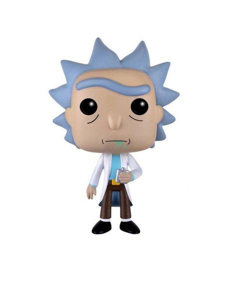 Funko Pop! Rick and Morty - Rick