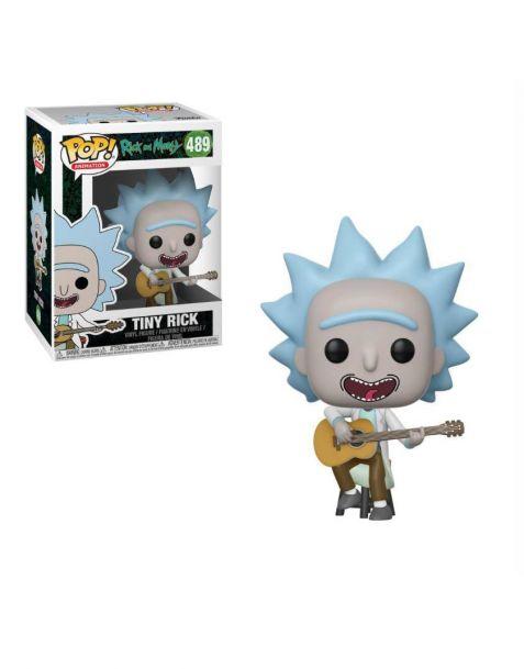 Funko Pop! Rick and Morty - Tiny Rick 489