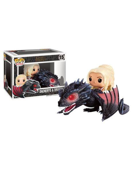 Funko Pop! Rides Game of Thrones - Daenerys & Drogon