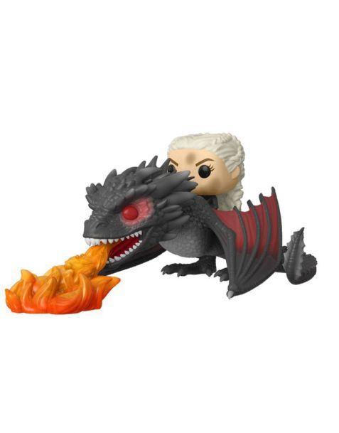 Funko Pop! Rides Game of Thrones - Daenerys on Fiery Drogon