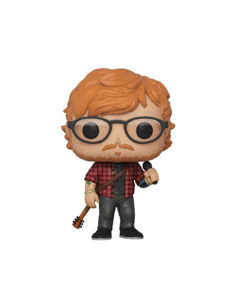 Funko Pop! Rocks - Ed Sheeran