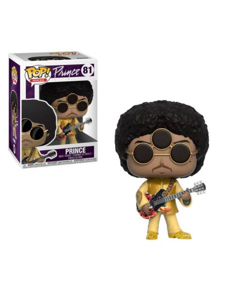 Funko Pop! Rocks - Prince 3rd Eye Girl 81