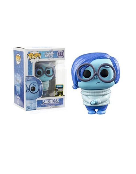 Funko Pop! Sadness (Tristezza) 133 Summer Convention Exclusive 2015