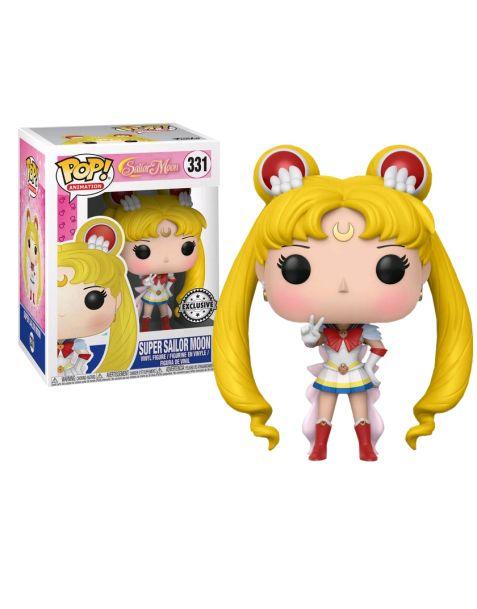 Funko Pop! Sailor Moon - Super Sailor Moon 331