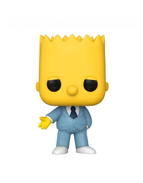 Funko Pop! The Simpsons - Mafia Bart