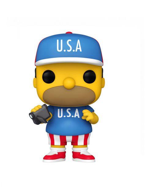 Funko Pop! The Simpsons - USA Homer