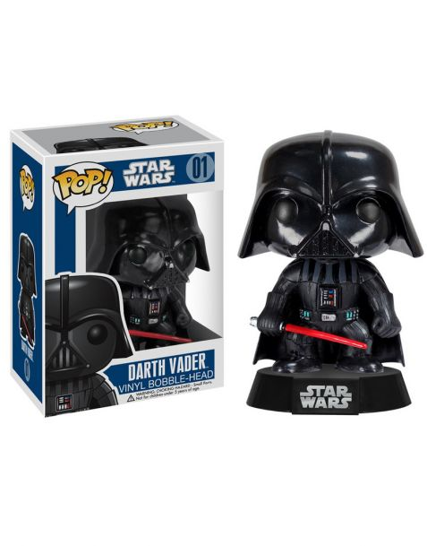 Funko Pop Star Wars Darth Vader 01