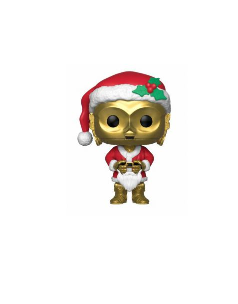Funko Pop! Star Wars - Head Holiday C-3PO