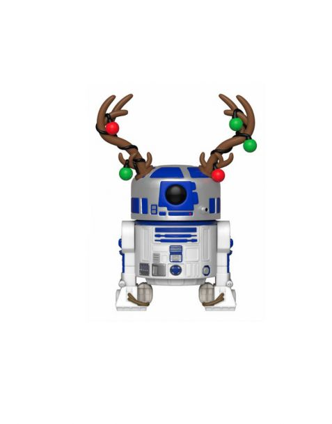 Funko Pop! Star Wars - Head Holiday R2-D2