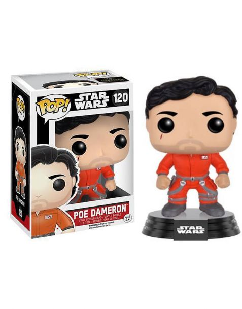 Funko Pop Star Wars Poe Dameron 120