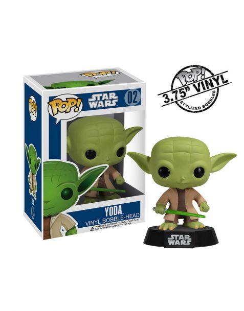 Funko Pop! Star Wars - Yoda 02