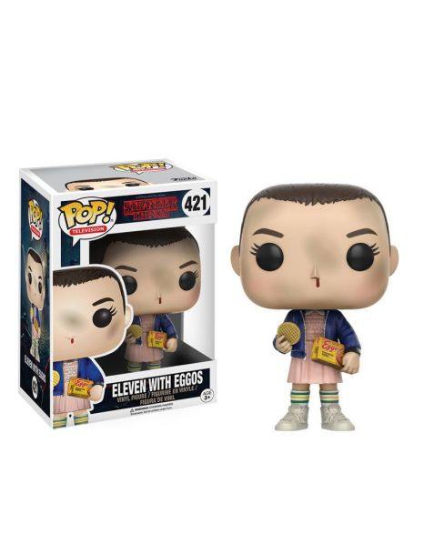 Funko Pop! Stranger Things - Eleven with Eggos 421