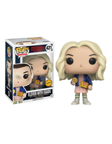 Funko Pop! Stranger Things - Eleven with Eggos 421 CHASE