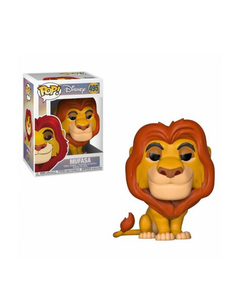 Funko Pop! The Lion King - Mufasa 495