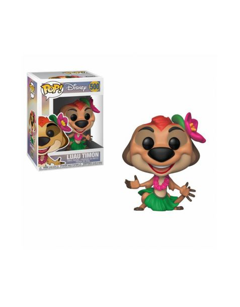 Funko Pop! The Lion King - Luau Timon 500