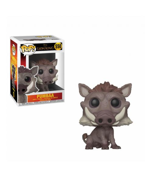 Funko Pop! The Lion King - Pumbaa 550